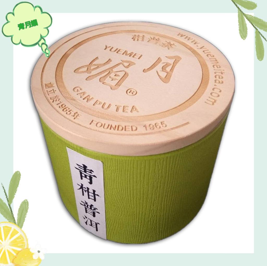 青月媚茶 (六個裝)